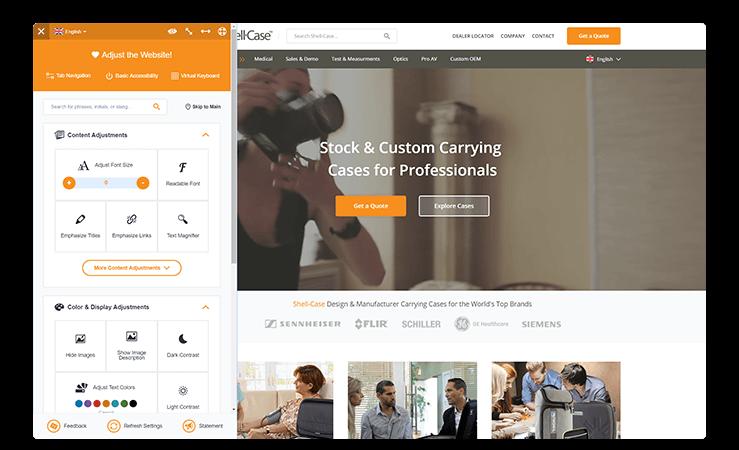 accessible website design agency